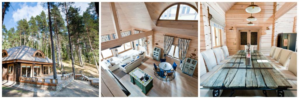 retreat facilities
